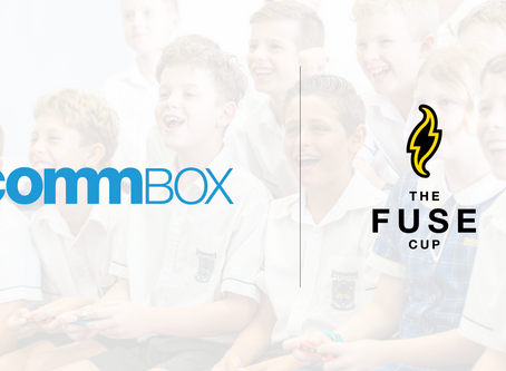 CommBox joins forces with The FUSE Cup