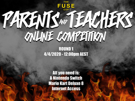 Parent and Teacher Online Competition Filling Up Fast