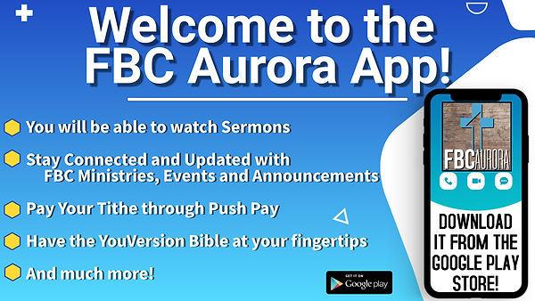 G - FBC AURORA App - Made with PosterMyW