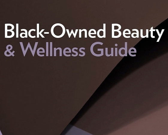 BLACK OWNED BEAUTY GUIDE BY RENEE LOIZ