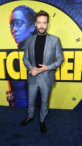 Tom+Mison+Premiere+HBO+Watchmen+Arrivals