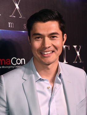 Henry+Golding+CinemaCon+2019+State+Indus