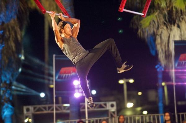 Jesse La Flair America Ninja Warrior