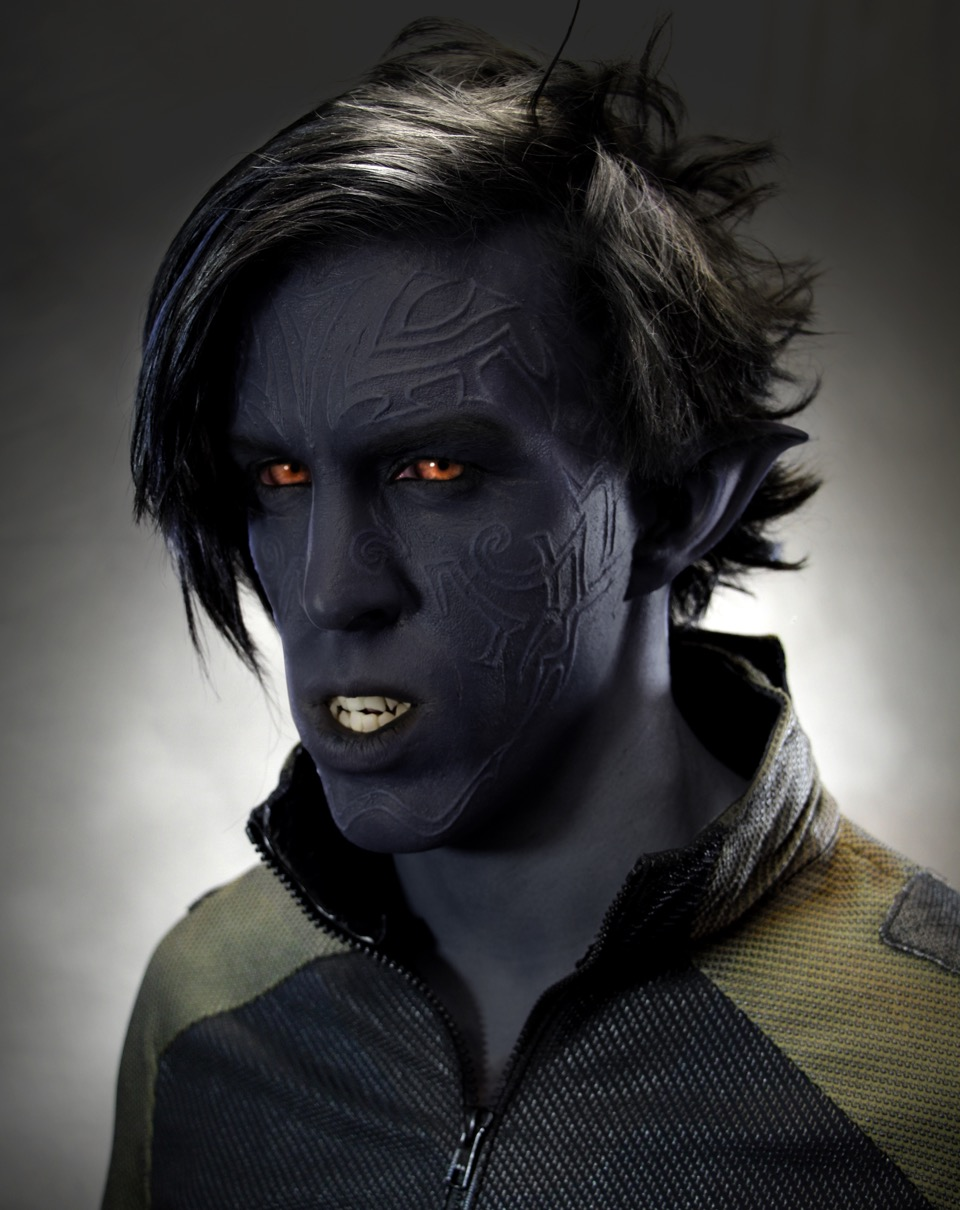 Jesse La Flair as Nightcrawler