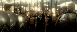 Jesse La Flair in 300 Rise Of An Empire
