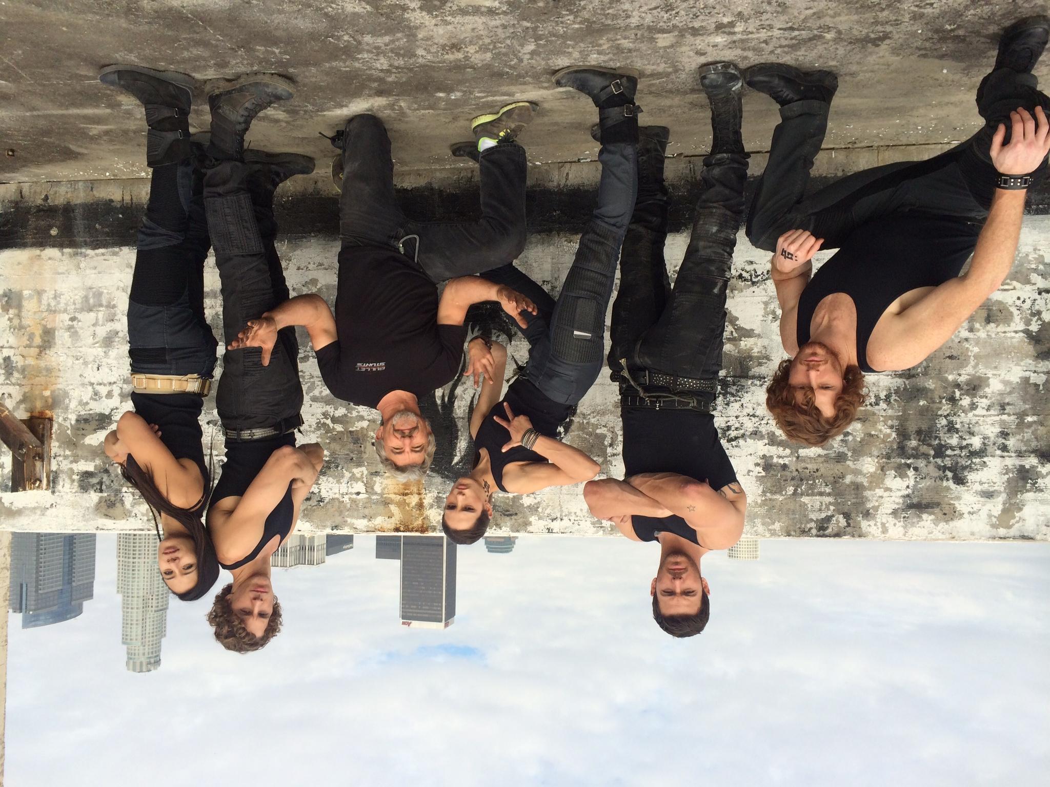 Divergent Stunt Team
