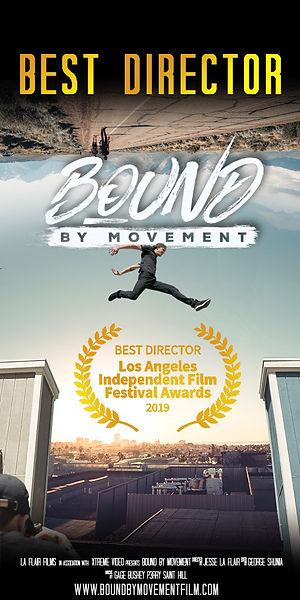 Jesse La Flair Best Director Action spor