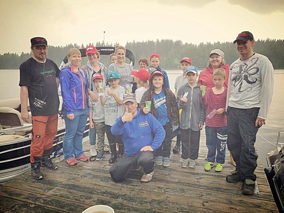 kalastus opaspalvelut