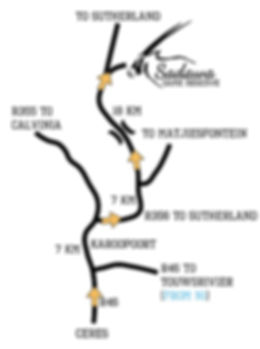 How to get to Sadawa