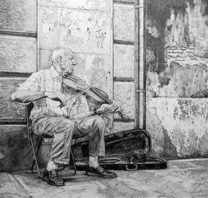 Florentine Violinist