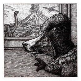 Dinosaur Daydreams