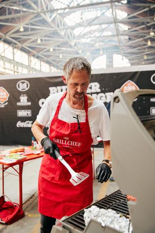 Ein Top-Grillchef aus der Innerschweiz: Koni Heinzer