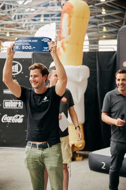 Sieger des Hellmann's Saucen Contest - Darius Kny