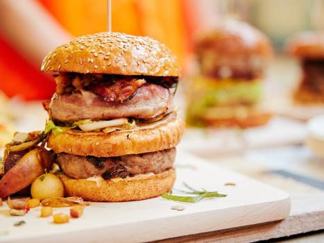 Burger-Traum 2