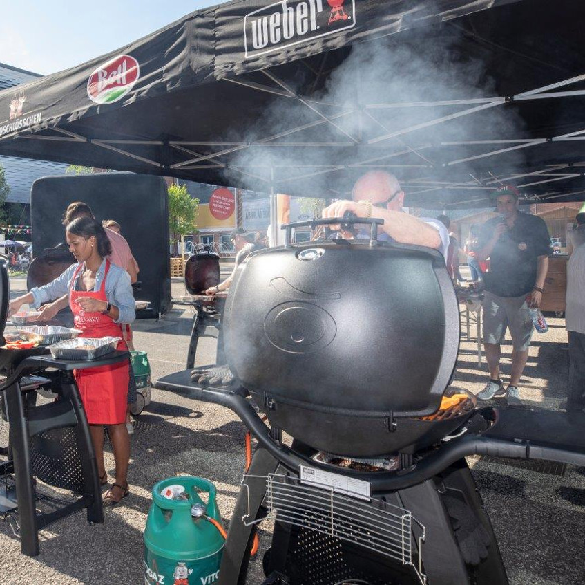 Action an den Bell BBQ Single Masters