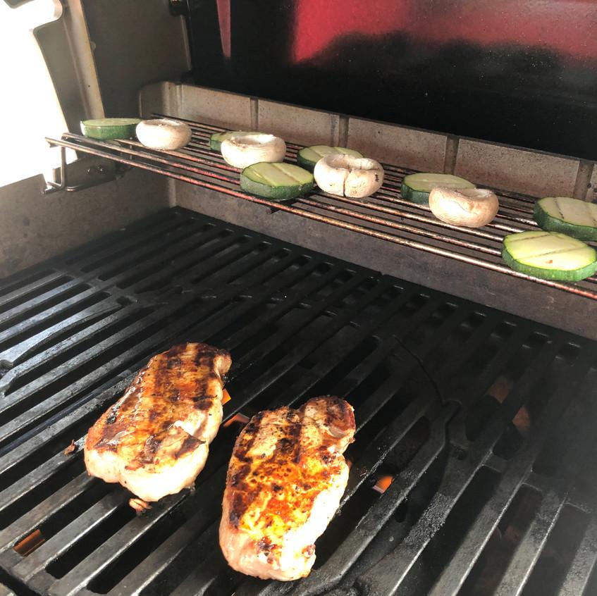 Gefragt - Steaks mit Grillspuren