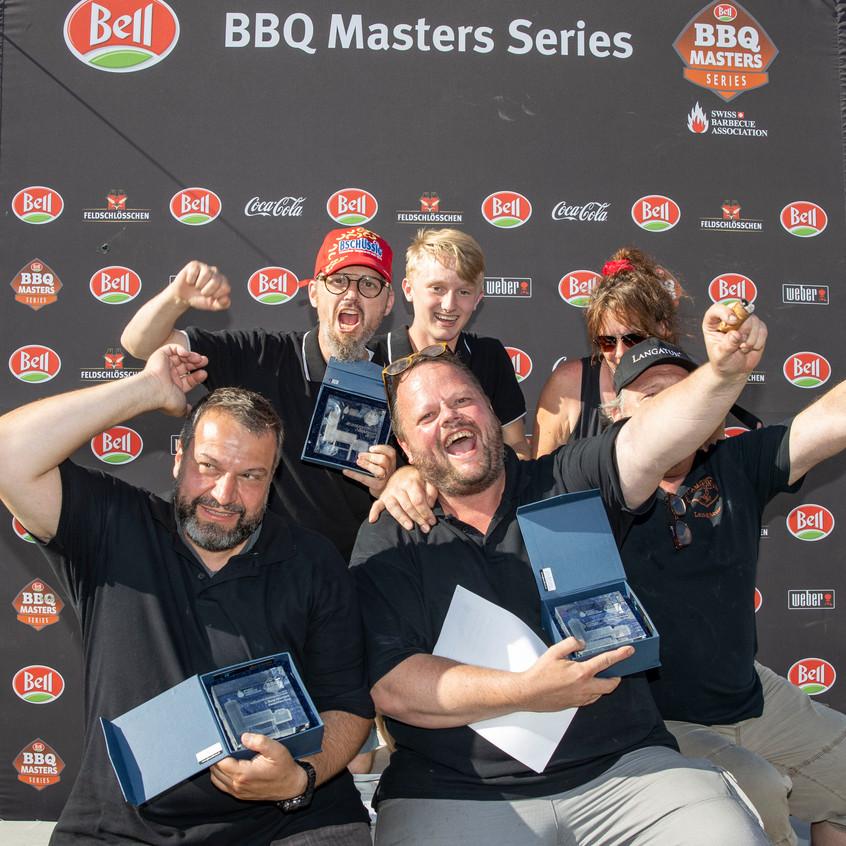 Bell BBQ Team Masters SBA 2019 - Sieger