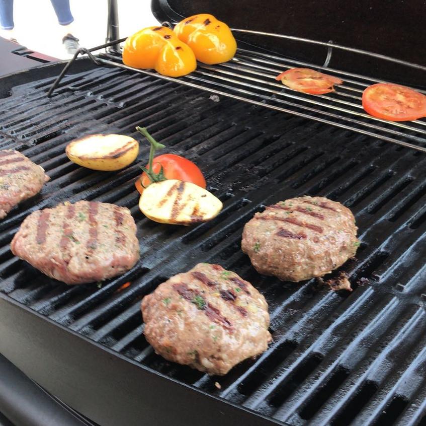 Burger - bald bereit