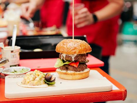 Burger-Traum 3