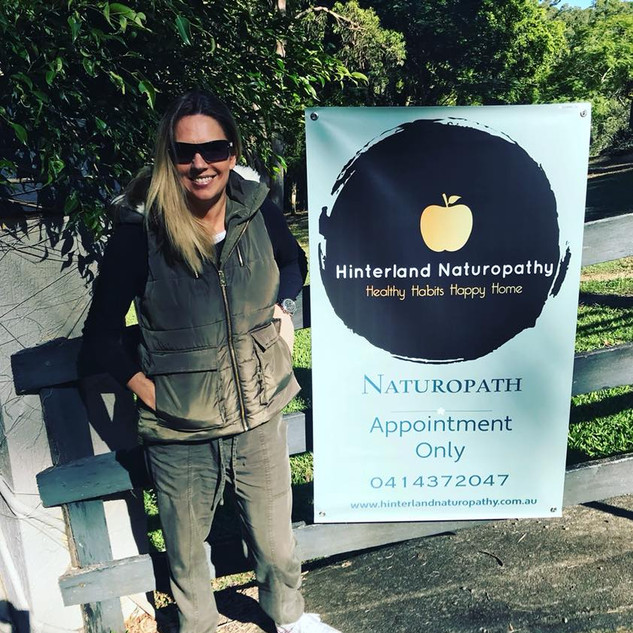 Hinterland Naturopathy Opens
