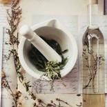 Mixing Herbs