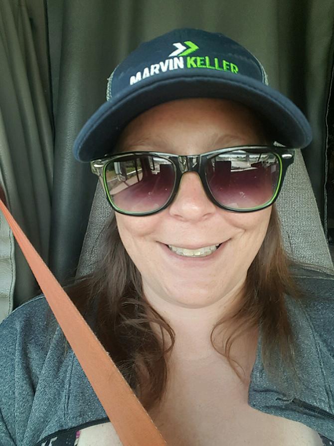 Hannah Jones: Summary of Ride-Along with Steve V.