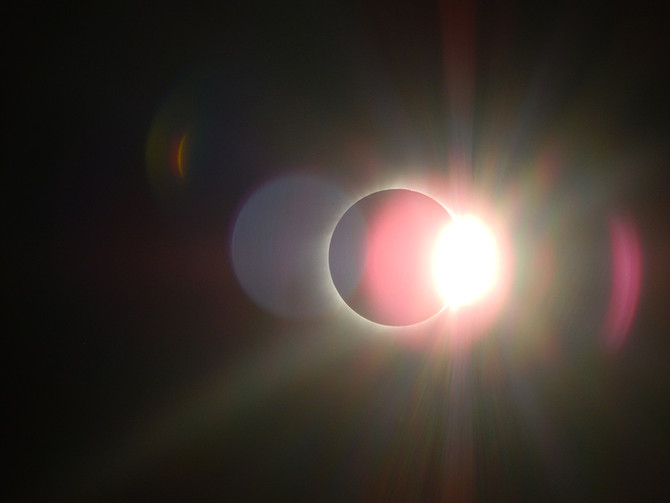 Photos from the Eclipse