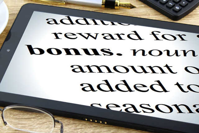 Sign-On/Referral Bonuses 2017