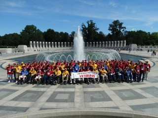 Land of Lincoln Honor Flight to Washington DC Update