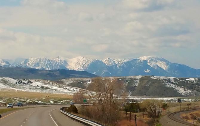 Traveling Through Montana