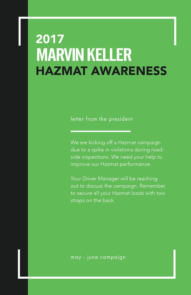 Hazmat Campaign Summary
