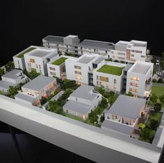Maquette Laome - Promotion Immobilière - Atelier Pyramid