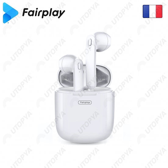 Ecouteurs Bluetooth TWS FAIRPLAY