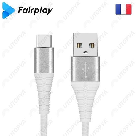 Câble USB-C 1m FAIRPLAY