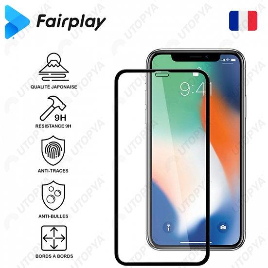 Verre Trempé Full 3D FAIRPLAY iPhone