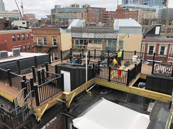 North End Roof Deck