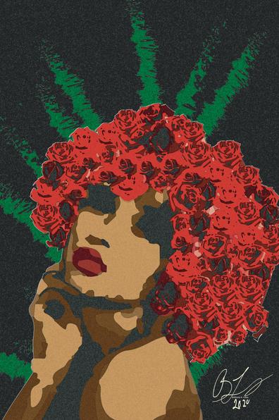 Rose Curls