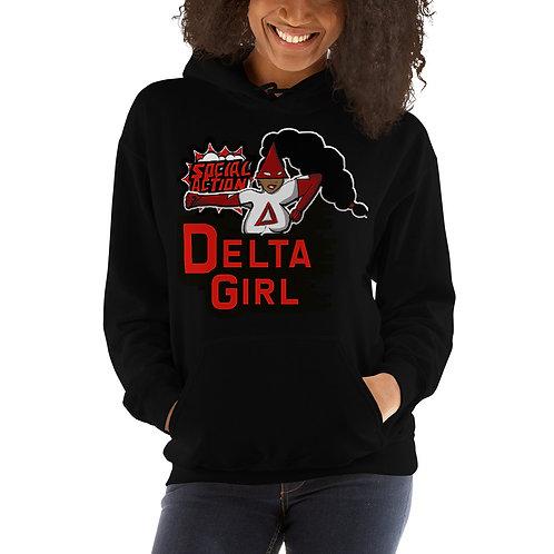 Delta Girl Hoodie