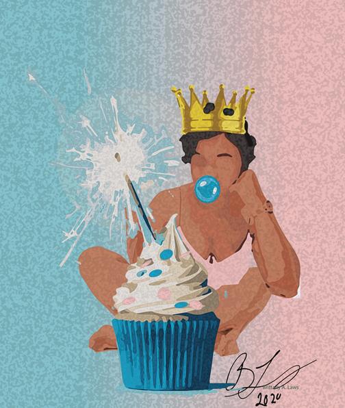Color Pop No.3 (Sweet Birthday)