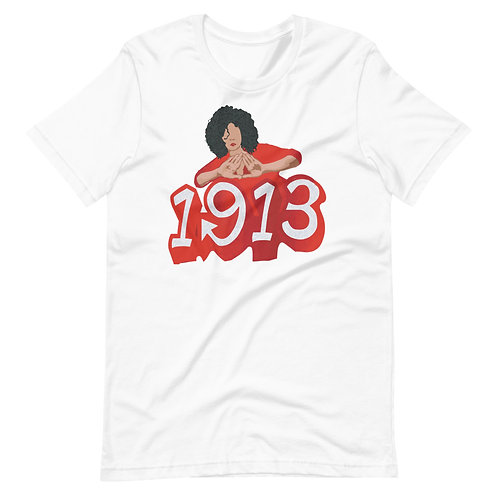 1913 w/ Sign T-Shirt
