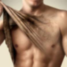 Dauerhafte Haarentfernung Herren Kosmetikstudio DERMOSPA Wallisellen