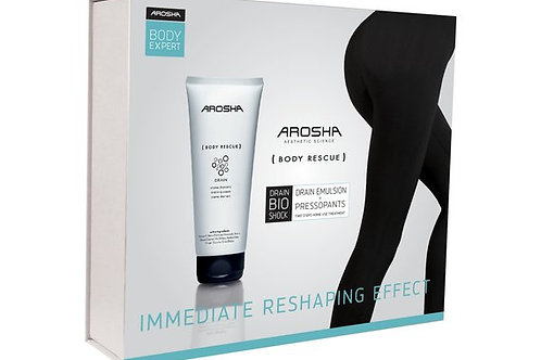 AROSHA Body Drain Bio Shock Body Rescue Drain 200 ml & Pressopants