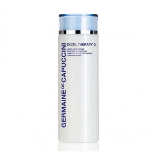 GERMAINE DE CAPUCCINI EXCEL THERAPY O2 CLEANSING MILK REINIGUNGSMILCH 200 ML