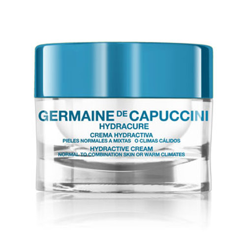 GERMAINDE DE CAPUCCINI HYDRACURE NORMALE-MISCHHAUT, SOMMER 50 ML