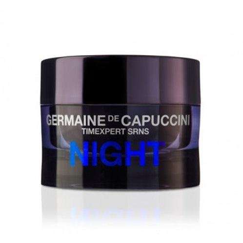 GERMAINE DE CAPUCCINI TIMEXPERT SRNS NIGHT HIGH RECOVERY NACHTCREME 50 ML