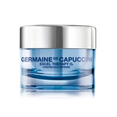 GERMAINE DE CAPUCCINI EXCEL THERAPY O8 EXCEL CONT. DEF. ESSENTIAL CREME GESICHTSCREME 50 ML