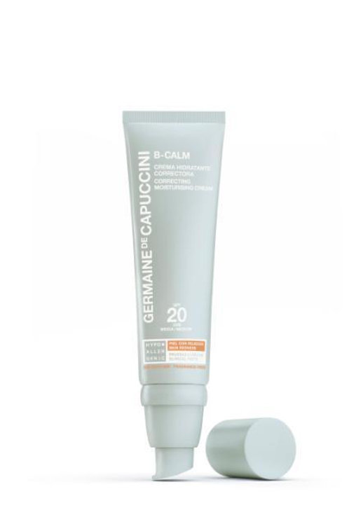 Germaine de Capuccini B-CALM CORRECTING MOIST. CREAM 50ML