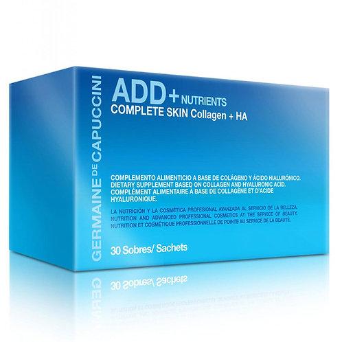 ADD+ COMPLETE Collagen + HA 30 Sachets