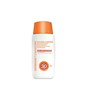 GERMAINE DE CAPUCCINI GOLDEN CARESSE ADV. ANTI-AGEING SPF 30 EMULSION GEGEN FALTEN & FLECKEN 50 ML
