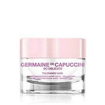 GERMAINE DE CAPUCCINI SO DELICATE SO DELICATE TOLERANCE CARE NORMALE HAUT 125 ML